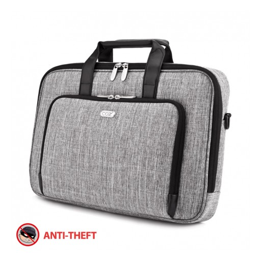 Cozistyle Announces New Anti-Theft Bag, Cozistyle Brief Case for MacBook.