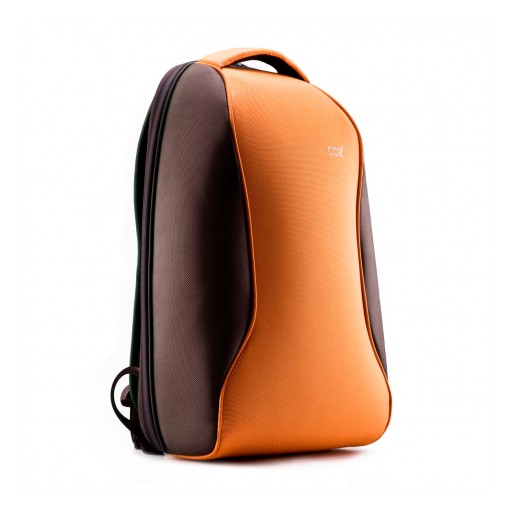 Cozistyle Announce New Product, Cozistyle City Backpack With Double Layer Zipper Technology, Anti-Theft Bag for MacBook.