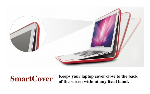 Cozistyle Announces New Product, Cozistyle Smart Sleeve, a Functional Bag for MacBook.